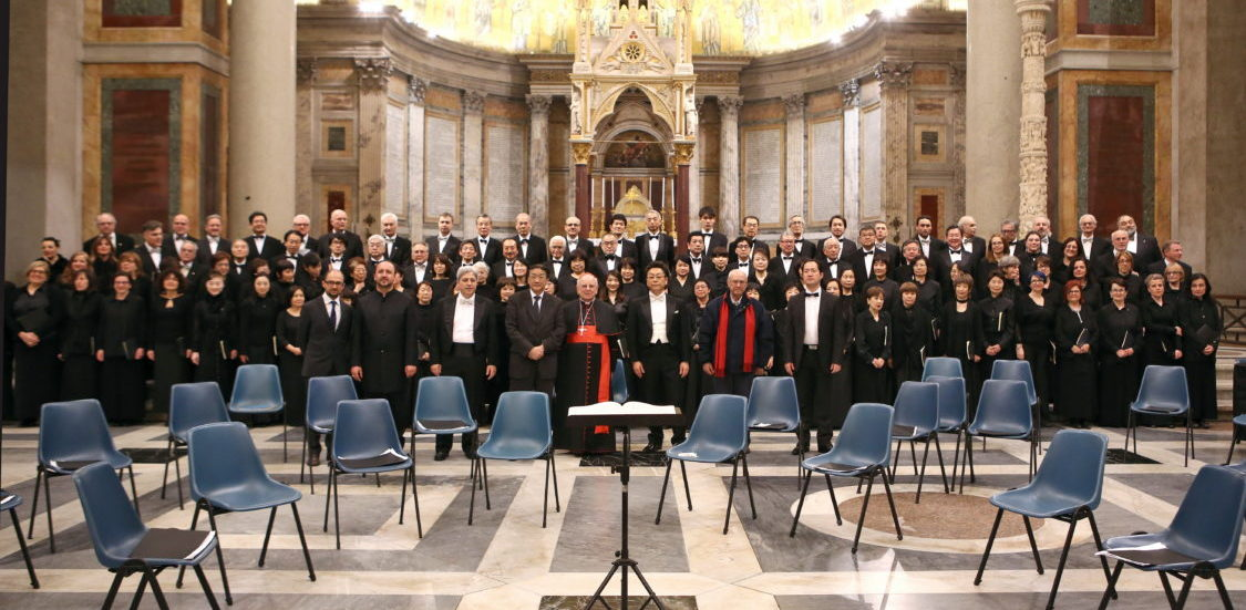 Concerto REQUIEM DI MOZART per il Giappone dal Vaticano